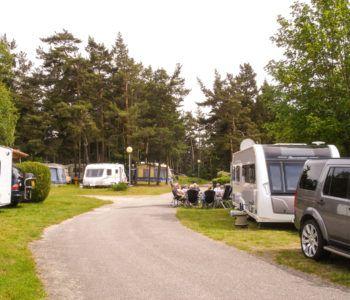Camping du Sabot - Emplacements