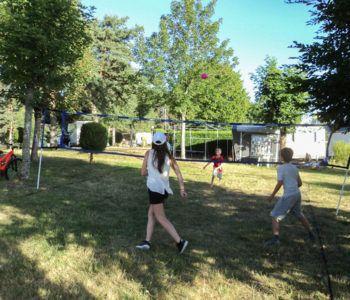 Les activités au camping