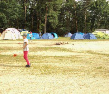 Accueil des groupes au camping