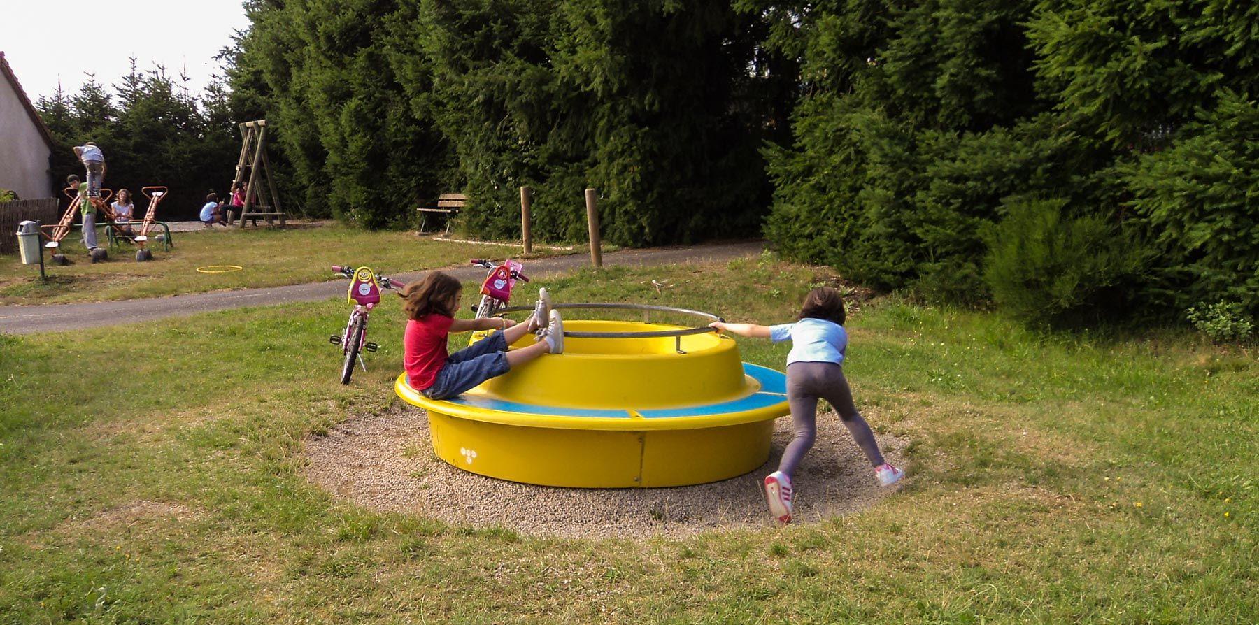 Camping du Sabot - Jeux pour enfants